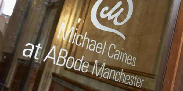 Michael Caines @ The ABode – Amazing Graze Lunch Menu, Manchester