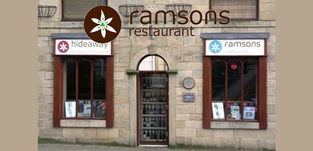 Ramsons Restaurant, Ramsbottom
