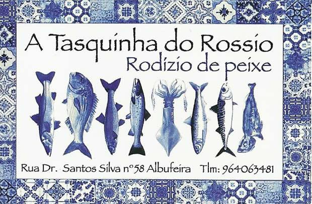 A Tasquinha do Rossio, Albufeira, Algarve, Portugal