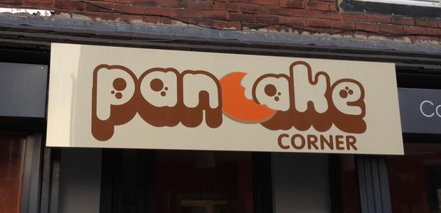 Pancake Corner, Urmston, Manchester
