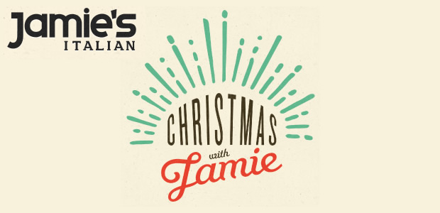 Jamie's Italian, Manchester – My Average Christmas With Jamie