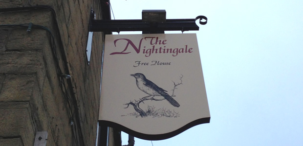 The Nightingale, Eastburn, Keighley