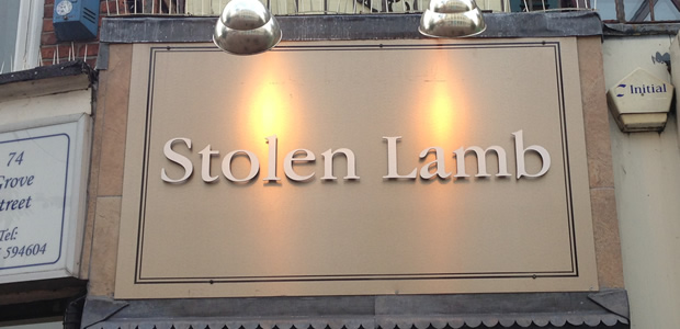 Stolen Lamb, Wilmslow – Modern Greek Food (But Be Careful What You Order!)