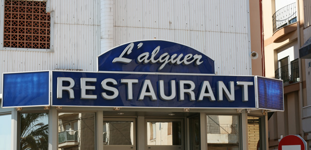 L'Alguer Restaurant, L'Ametlla de Mar, Spain – Paella By The Sea