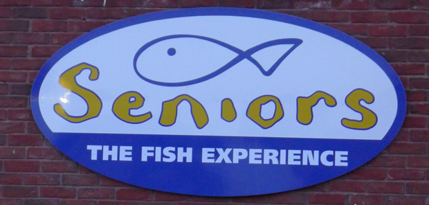Seniors, Thornton – 'The UKs Best Fish & Chip Shop' (Not My Words)