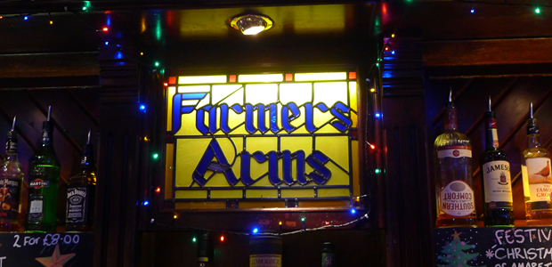 Christmas At The Farmers Arms, Bolton
