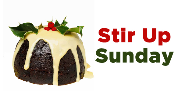 Traditional Christmas Pudding Recipe – Stir Up Sunday