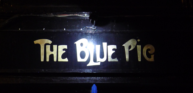 The Blue Pig, Northern Quarter, Manchester