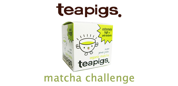 Teapigs Green Tea Matcha Challenge – UPDATE