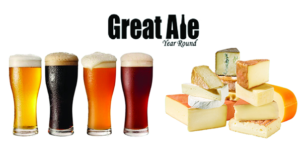 Beer & Cheese Pairing @ Great Ale Year Round, Bolton – Eek! I'm Reviewing Myself!