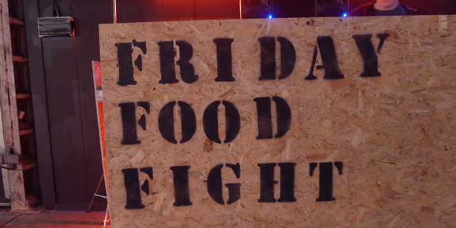 Friday Food Fight – SE 01 . EP 02 (14/03/2014)