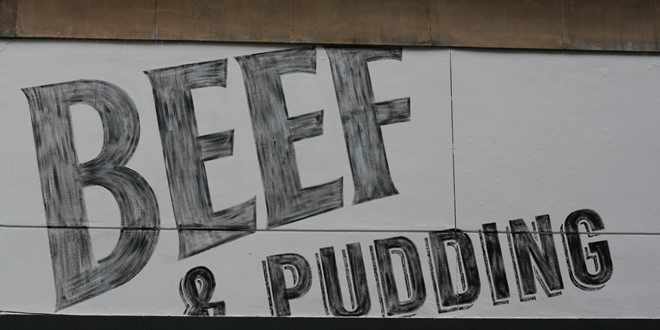 Beef & Pudding, Manchester (Revisit)