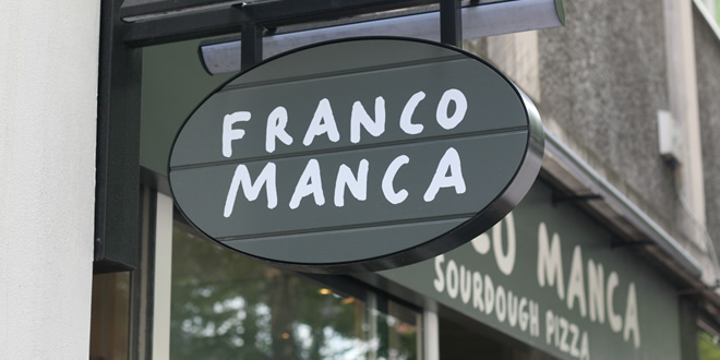 Franco Manca, Tottenham Court Road, London