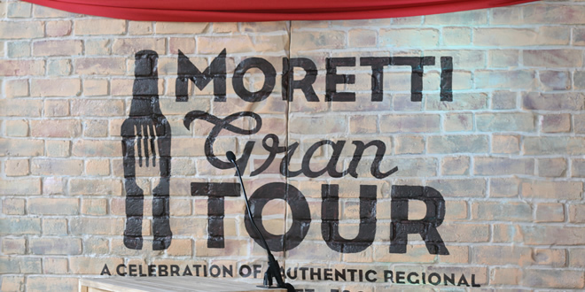 Moretti Gran Tour, Old Granada Studios, Manchester – A Celebration of Italian Street Food
