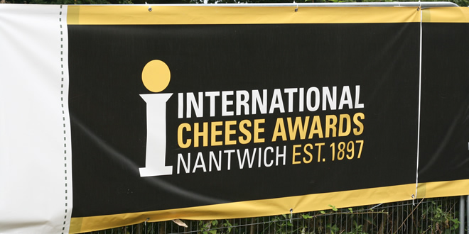International Cheese Awards 2014, Nantwich – A Grand Day Out