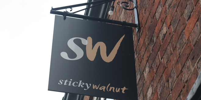 Sticky Walnut, Chester – 'Restaurant of the Year'
