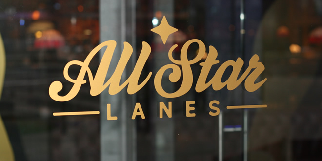All Star Lanes, Manchester – New Menu