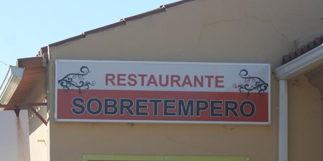 Restaurante Sobretempero, Algoz, Portugal