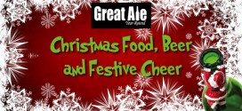 Christmas Food, Beer & Festive Cheer @ Great Ale Year Round, Bolton Markets