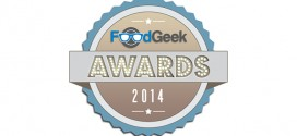 The Food Geek Awards – 2014