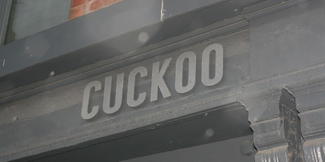 Cuckoo, Prestwich – Possibly The Most Pointless Review Ever?