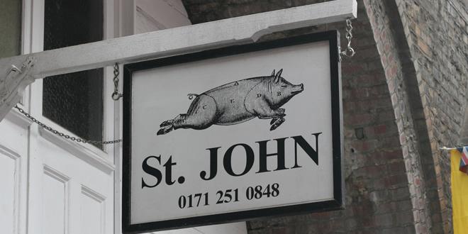 St. JOHN Maltby, Maltby Street, London