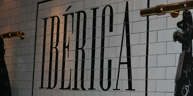 'Great Chefs, Great Causes' @ Ibérica, Spinningfields, Manchester