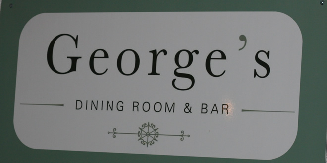George's Dining Room & Bar, Worsley