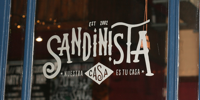 Sandinista, Manchester – Winter Menu Showcase
