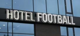Christmas At Café Football, Hotel Football, Manchester