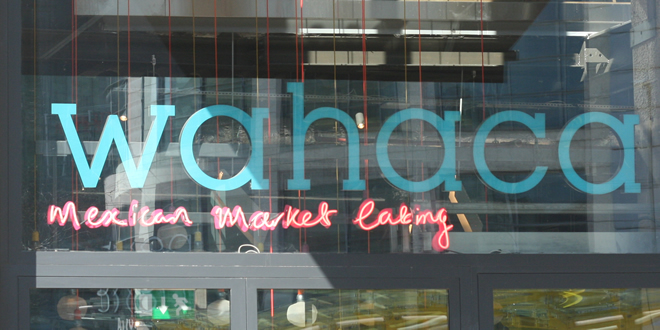 Wahaca Spring Menu @ Corn Exchange, Manchester