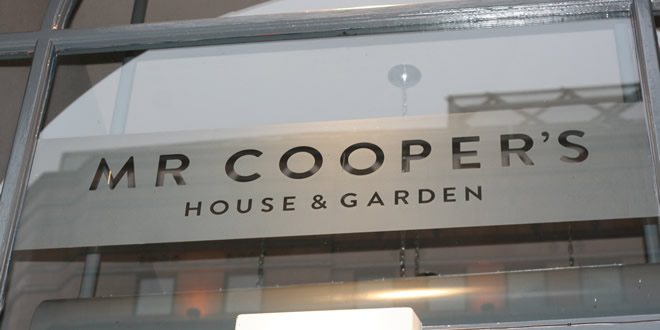Mr Cooper's House & Garden, Midland Hotel, Manchester (Still With Simon Rogan)