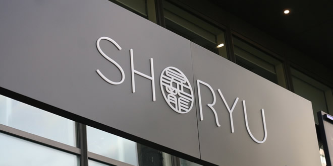 Shoryu – Finally Bring Top Ramen To Manchester